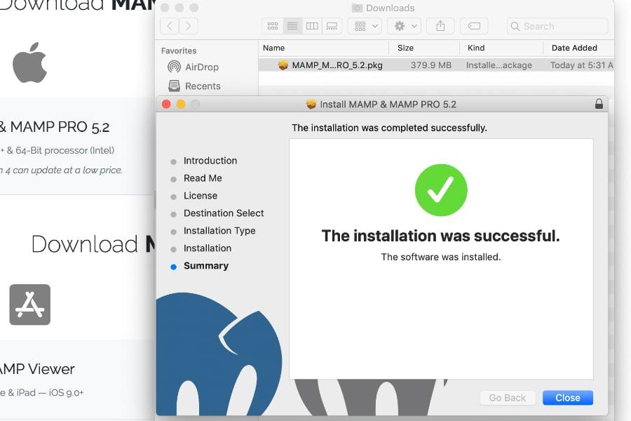 Mamp Pro Wordpress
