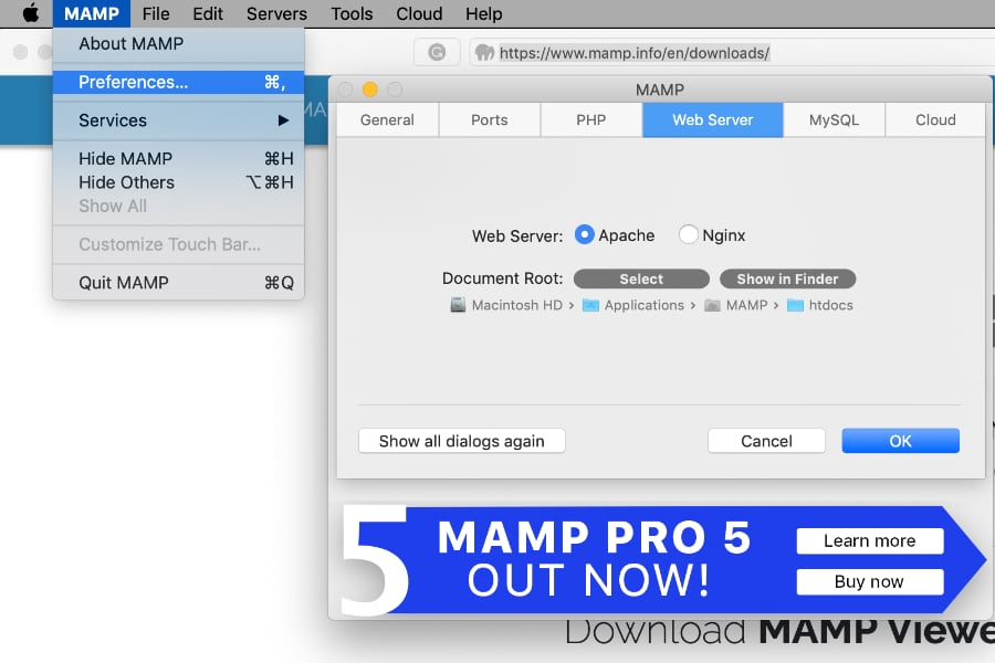 Quickly Setup WordPress With MAMP for Mac - Meta Academy